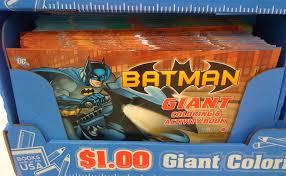New BATMAN Gumball Machines Coloring Book