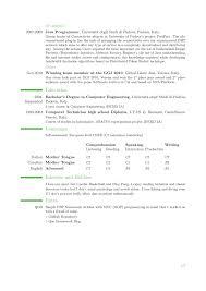 100 Resume In Latex LaTeX CV Template Based On MODERNCV Class Ntrp TECH TALK