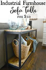 Narrow Sofa Table With Storage by Best 25 Sofa Table With Storage Ideas On Pinterest Small Couch