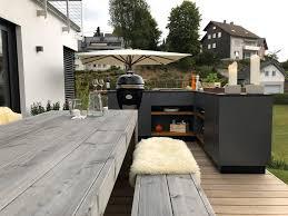 freiluftküche die modulare outdoor küche