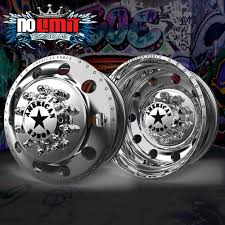 100 Classic Truck Rims New American Force 22X825 Dually Wheels Ford Ram
