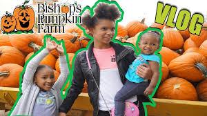 Bishop Pumpkin Farm In Wheatland by Bishop U0027s Pumpkin Patch Farm Field Trip Family Vlog Youtube