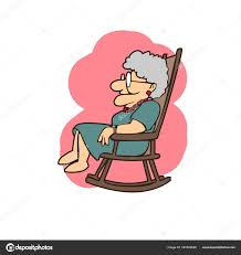 Granny In A Rocking Chair Cartoons — Stock Vector © Oriu007 ... Old Man Rocking In A Chair Stock Illustration Black Woman Relaxing Amazoncom Rxyrocking Chair Cartoon Trojan Child Clipart Transparent Background With Sign Rocking In Cartoon Living Room Vector Wooden Table Ftestickers Rockingchair Plant Granny A Cartoons House Oriu007 Of Stock Vector Bamboo Png Download 27432937 Free