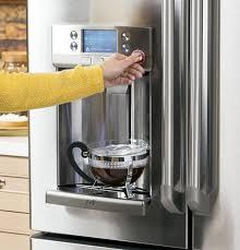 door refrigerators stylish and modern ge appliances