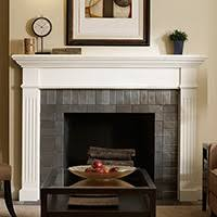 56 in Fireplace Mantels Fireplaces The Home Depot