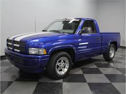 100 Dodge Pickup Trucks For Sale 1996 Ram 1500 Indy Pace Truck For ClassicCarscom CC