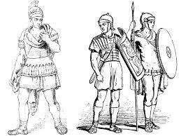 The Healing Of Centurions Servant