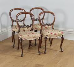 Antique Balloon Back Dining Chairs Antique Victorian Ref No 03505 Regent Antiques Set Of Ten Mahogany Balloon Back Ding Chairs 6 Walnut Eight 62 Style Ebay Finely Carved Quality Four C1845 Reproduction Balloon Back Ding Chairs Fiddleback Style Table And In Traditional Living Living Room Upholstery 8 Upholstered Lloonback Antique French