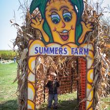 Great Pumpkin Patch Frederick Md by Summers Farm Attractions Summers Farm Frederick Md