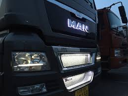 MAN TRUCKS GRILL In Europe | MAN TRUCK GRILL & ACCESSORIES