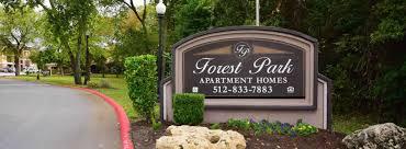 100 Residences At Forest Park Apartments Austin TX 512 8337883