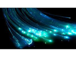 glasfaser sternenhimmel mit farbwechsel