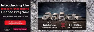 Western Star Buck$ Finance Program   Nova Truck CentresNova Truck ... Commercial Truck Fancing Application And Info Lynch Center 18 Wheeler Semi Loans That Will Drive Your Business Forward Yes Finance Australian Credit Acptance 360 Dump 6 Equipment Services Sales Used Truck Sales Finance Blog Volvo Trucks Usa Quick Finance In Loan Using Orcr Only As Collateral Bentafy Hino Now Open For Online Isuzu Launches 0 Offers On Its Grafter 35tonne Tipper Top Tata 909 Dhankawadi Best