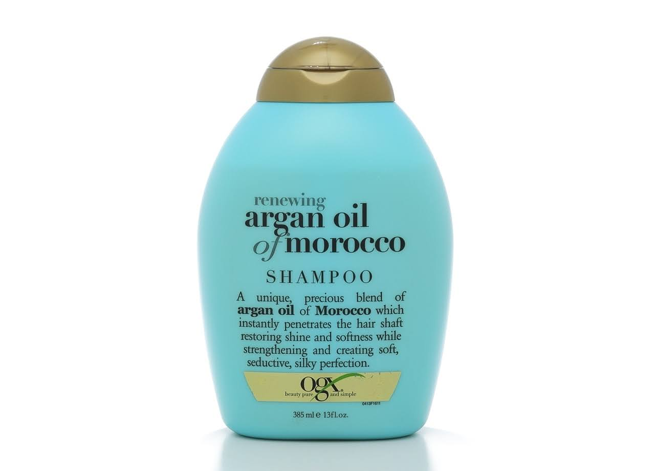 Organix Renewing Plus Argan Oil of Morocco Shampoo - 13oz