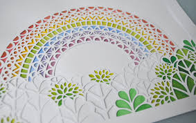 Beginners Papercutting Kit Templates Ready To Colour Background Sheets Only With Free Pp