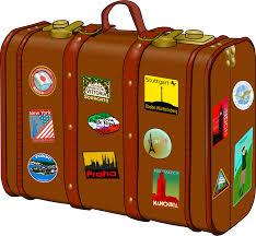 Travel Clipart Cartoon 1