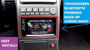 How To Install A Touchscreen Car Radio With Bluetooth - YouTube Radio Car 2 Din 7 Touch Screen Radios Para Carro Con Pantalla 2019 784 Inch Quad Core Car Radio Gps Navigation With Capacitive Inch 2din Mp5 Player Bluetooth Stereo Hd Can The 2017 4k Touch Screen Work On 2016 If I Swap Kenwood Ddx Series Indash Lcd Touchscreen Dvdmp3usb 101 Inch Android 60 For Honda 7hd Mp3 The Best Stereo Powacoustikreceiverflipout Aftermarket Dvd System For 32007 Tata Tiago Tigor Inbuilt 62 2100 Player Gpsbtradiotouch Screencar