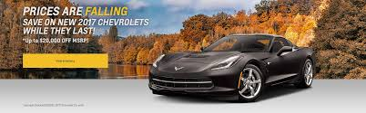 Chevrolet New & Used Car Dealership - Bentonville, Springdale ...