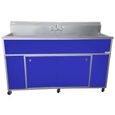 Mobile Self Contained Portable Electric Sink by Monsam U2013 All Portable Sinks