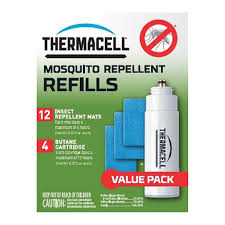 thermacell mosquito repellent and patio lantern mr 9w insect