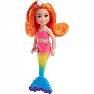 Barbie Dreamtopia Rainbow Cove Chelsea Mermaid Doll