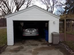 Turn 1 Car Garage Into A 2 Car Building & Construction DIY