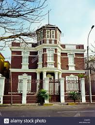 100 Houses For Sale In Lima Peru A Grand House For Sale In Barranco Stock Photo