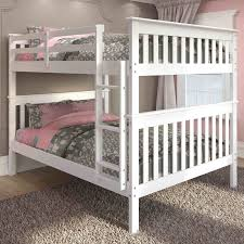 donco kids full over full bunk bed reviews wayfair