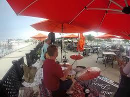 Wharfside Patio Bar Nj by Atlantic City