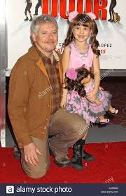 Dave Foley and his daughter Alina The Spy Next Door world