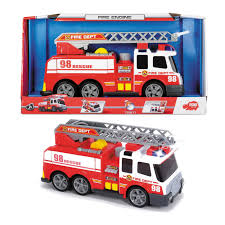 Dickie Toys - Large Action Fire Brigade Vehicle 4006333031991 | EBay Buy Bruder Man Fire Engine Crane Truck 02770 Whats The Difference Between A And Kids Folding Ottoman Storage Seat Toy Box Large Down Dickie Toys Action Brigade Vehicle 4006333031991 Ebay Rescue Team With Lights And Sounds Bump N Go 2015 Spray Water 9 Channel Remote Control Crawl Cuddle Vtech Build Clics Fire Engine Toy Extinguish Any Clictoys Pwptrl Fre Trck Plys Montgomery Ward Big Real Amazoncom Whoo Red Popup Play Tent