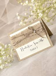 Name Tag Ideas For Weddings 25 Cute Rustic Place Cards On Pinterest Simple Destination Wedding