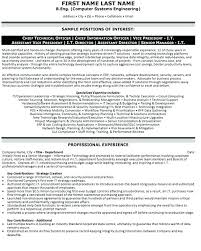 Technology Resume Examples Template Related Free Software Information No