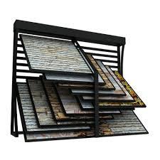 ceramic tile display rack stand tile display rack tile display