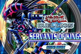 Silent Swordsman Deck 2017 by Yu Gi Oh Duel Links Every Card In Servants Of Kings Set Player One