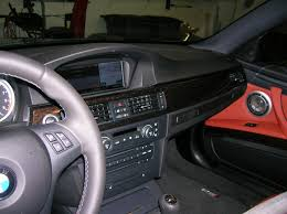 FS E92 M3 OEM Wood Trim