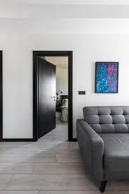 100 Www.homedsgn.com Monochromatic Apartment Located In Vilnius Lithuania