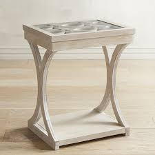Pier One Sofa Table by Mirella Mirrored End Table Pier 1 Imports