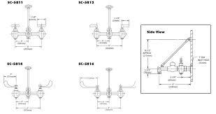 Mop Sink Faucet Vacuum Breaker Leaking by Mop Sink Homerelax
