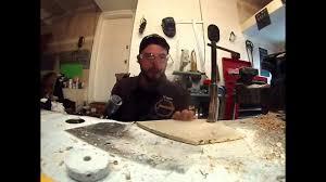 Tile Hole Saw Kit by Bosch Carbide Hole Saw Arbor Cutting Ceramic Floor Tile Youtube