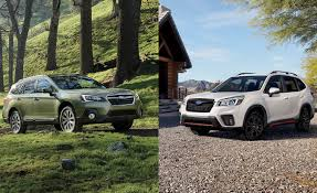 100 Subaru Pickup Trucks Outback Vs Forester Which Car Is Right For Me