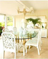 Lovely Beach House Dining Chair Chairs Table Themed Cottage Room