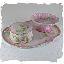 Vintage Vanity Dresser Set by 171 Best Rose Vanity Sets Images On Pinterest