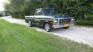 100 F100 Ford Truck BangShiftcom Hold Lohnes Back This CoyoteSwapped 1979