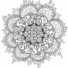 Printable 19 Mandala Coloring Pages Expert Level 5493