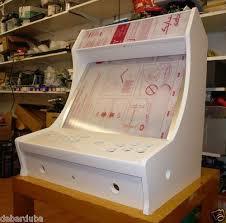 Bartop Arcade Cabinet Plans Pdf by 20 Diy Bartop Arcade Cabinet Plans Bartop And Pedestal Flat