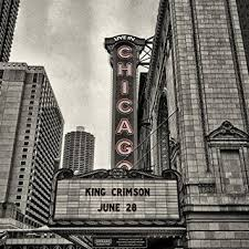 Halloween In Chicago 2017 From by King Crimson Official Bootleg Live In Chicago June 28th 2017