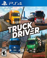 100 Truck Driver Pictures Amazoncom PlayStation 4 Soedesco