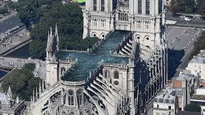 100 A Architecture These 7 Proposals To Redesign NotreDame De Paris Re Meant To Start
