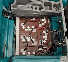 Clarke Floor Scrubber Batteries by Auto Scrubber Batteries 20 Cleanfix Ra 505 Battery Powered Floor
